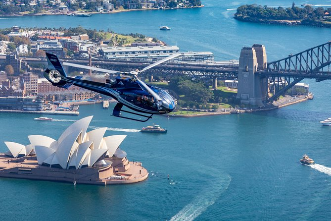 Sydney Harbour Tour by Helicopter