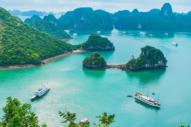 5-Day Hanoi Halong Siem Reap & Angkor Complex
