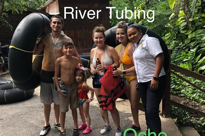 Blue Hole & River Tubing Combo Tour From Ocho Rios
