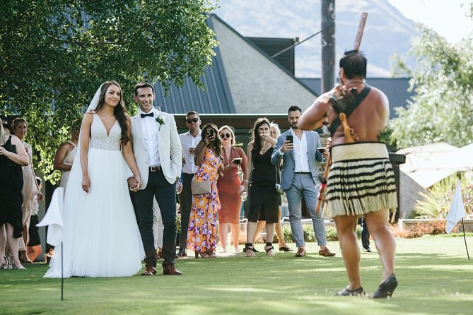 Wedding Māori Welcome