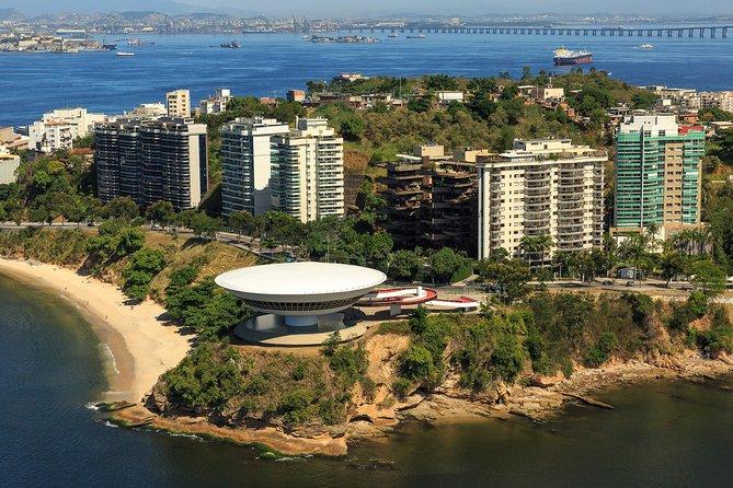 Rio-Niterói Schooner VIP Tour