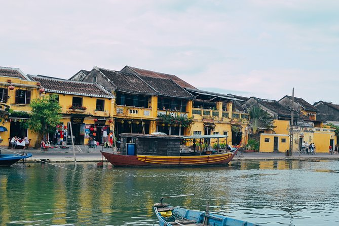 Private Tour: Full-day Hoi An City, Marble Mountains & Linh Ung Pagoda