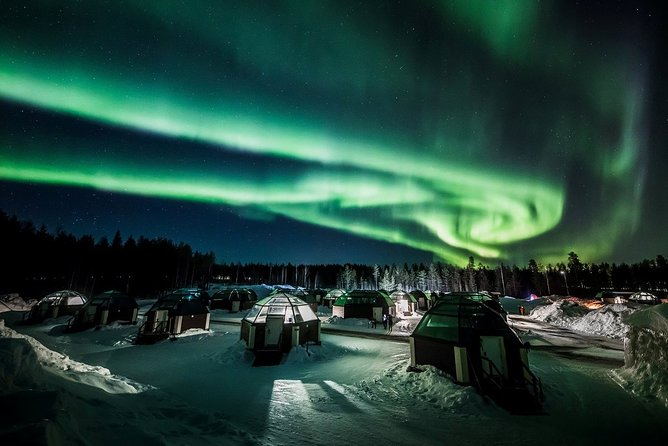 Hunting for Reykjavik Northern lights Private Tour