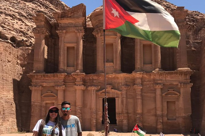 3 Days Tour: Petra, Dead Sea, Jerash, Umm Quais from Amman