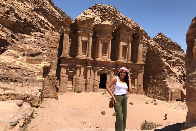 Petra & Wadi Rum in 3 Days from Amman Airport