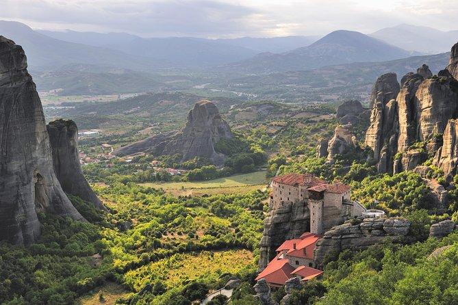 Meteora monasteries - a unique experience