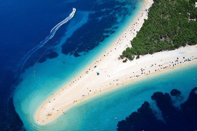 Island Brac tour from Split