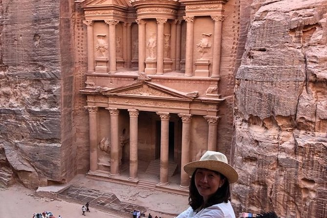 Petra Day Tour Transfers Only from Amman