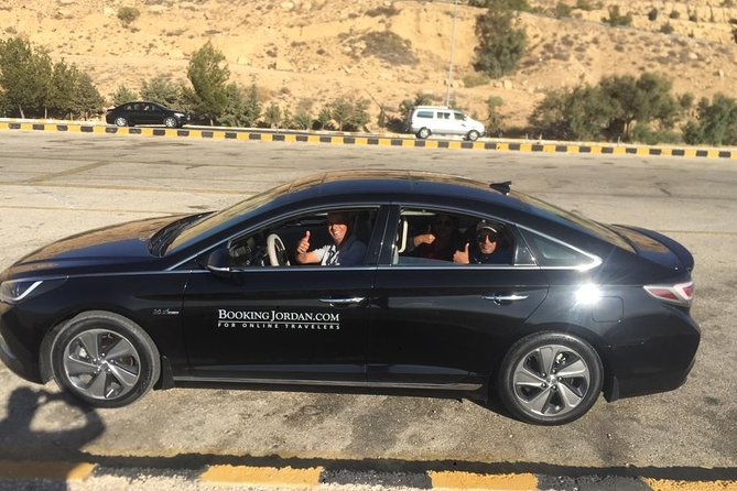 Airport Transfers Upon Arrival to Amman City