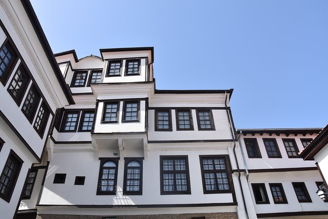 Full-Day Private Guided Cultural Tour of Ohrid from Skopje