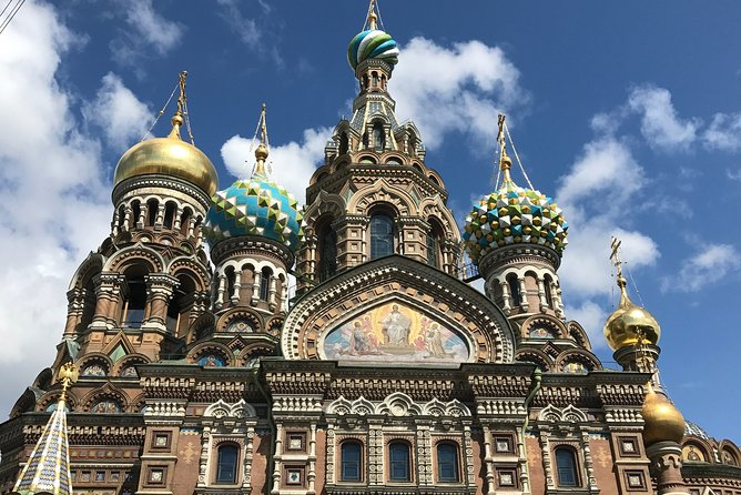 2 Day St Petersburg Private Tour