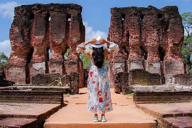 Day Excursion to Polonnaruwa from Colombo