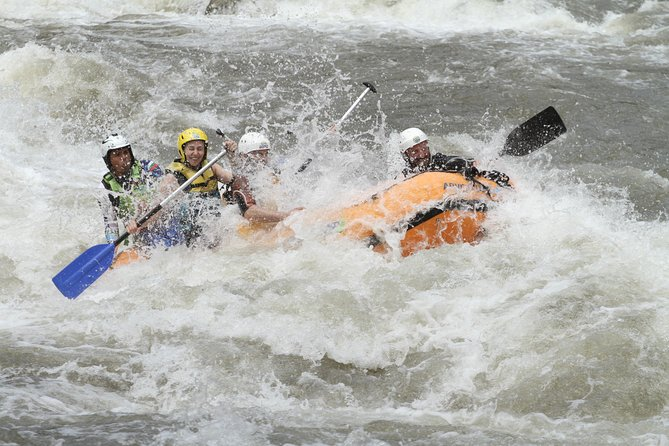 Adventure for the Rafting Enthusiasts on the Struma River