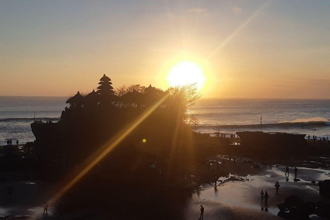 Bali Fullday Tour, Rice Terrace, Temple and Sunset Tanah Lot