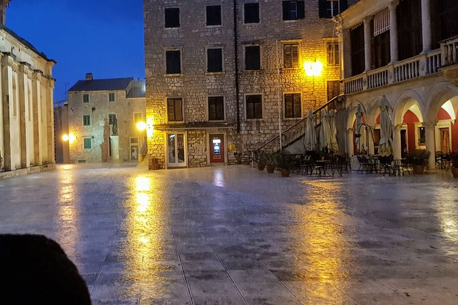 Sibenik Discovery Walking Tour with a visit to the Cathedral of St. James