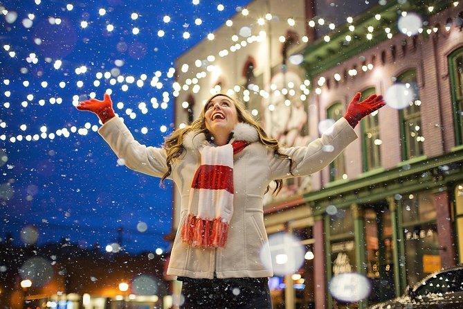 Magic Christmas tour in Tiraspol