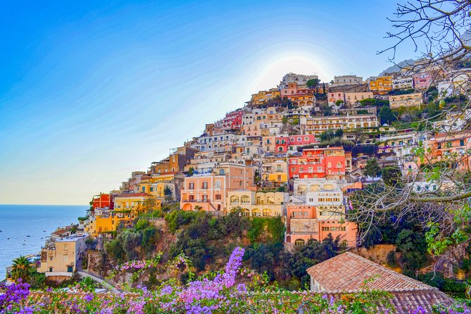 A Lovely Amalfi Coast Tour with a Wine Tasting in Tramonti