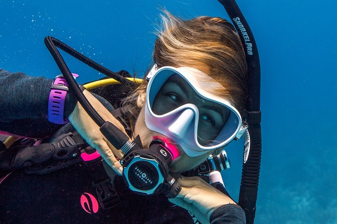 Discover Scuba Diving in Palamos