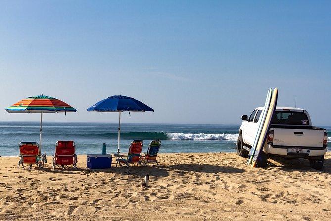 Surf Lesson Tours (Full day)