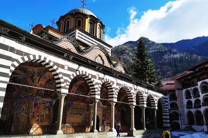 Visit 2 UNESCO sites in 2 countries in a day-Rila and Osogovo monasteries