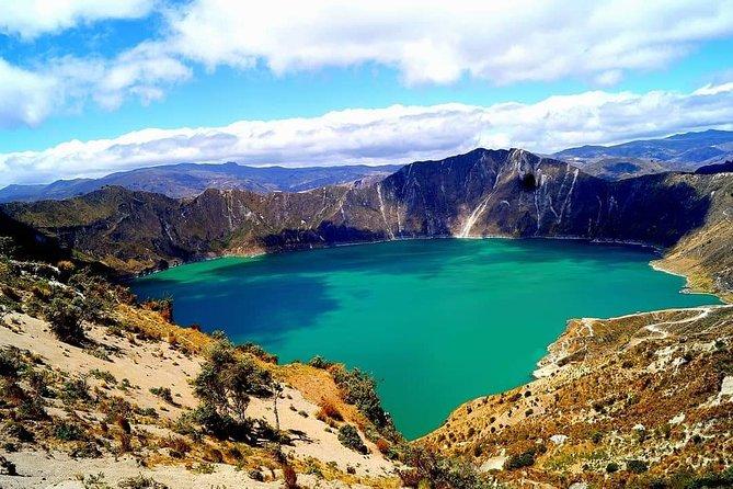 Quilotoa Lake PRIVATE Day Trip