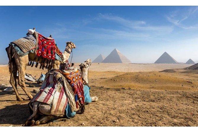 Full-Day Private Giza and Saqqara Pyramids and Memphis