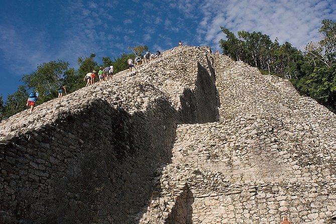 Private - Mayan Inland Expedition - Coba Ruins, Punta Laguna and Mayan family