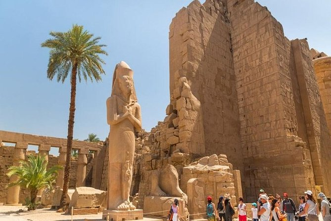 Day Tour From Marsa Alam To Luxor Private Tour