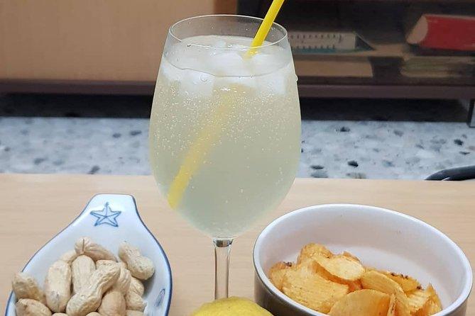 Limoncello Spritz cocktail - Amalfi coast - online experience