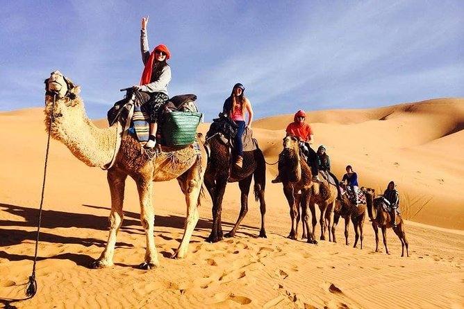 3-Day Private Guided Tour from Marrakech to Sahara Desert