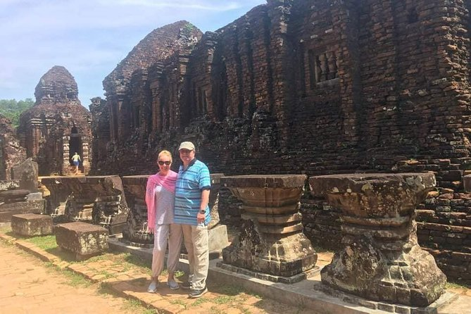 Explore My Son Holyland & Hoi An Ancient City in One Day ( Private Tour )