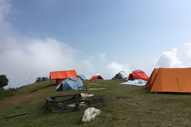 4WD Drive to Dhampus and Easy Hiking to Australian Camp from Pokhara