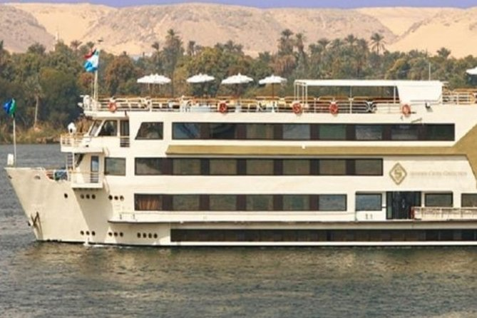 MS Nile Goddess Nile Cruise photo 1