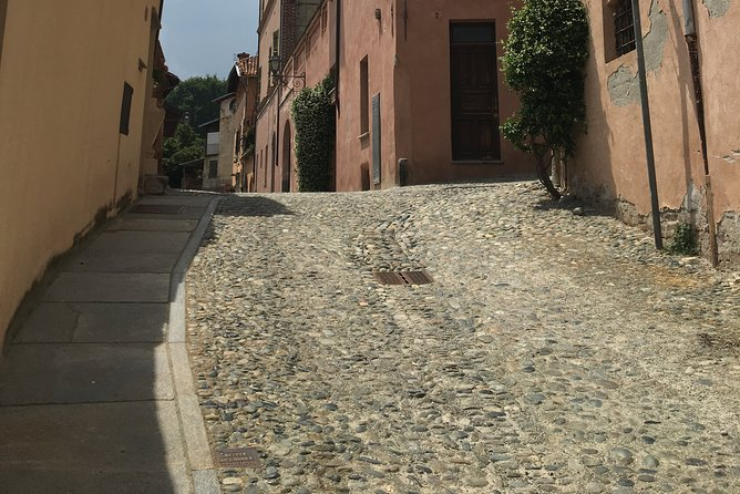 Guided tour of Saluzzo