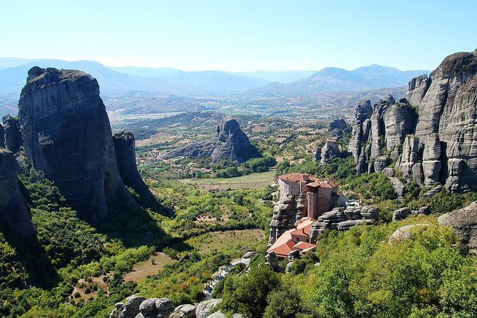 Meteora Full Day Private Tour From Athens
