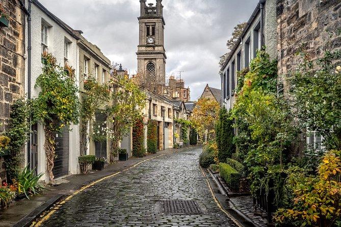 Edinburgh Tour Half Day