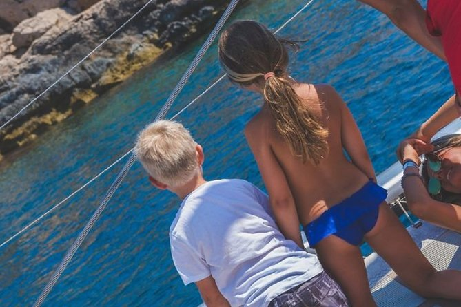 Meet The Sea Family Boat trip in Ibiza