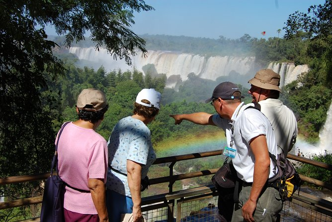 3-Day Private Iguazu Falls Including Luxury Accommodation