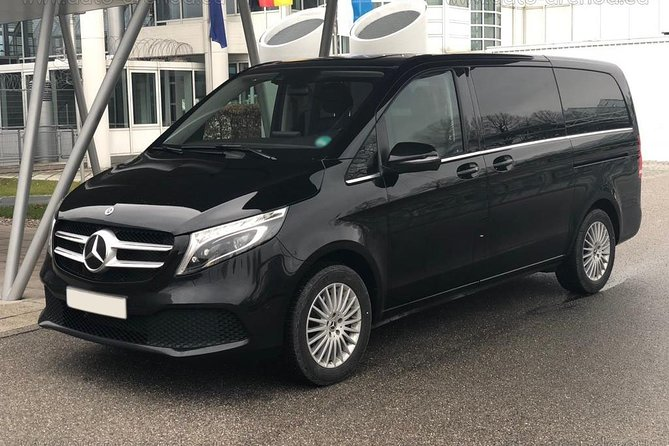 Transfer IN/OUT from Rome Airports up to 4 pax(Fiumicino/Ciampino)