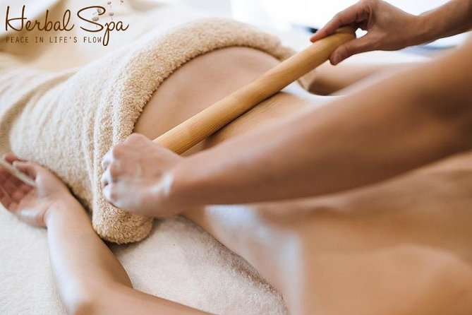 Bamboo Style Massage