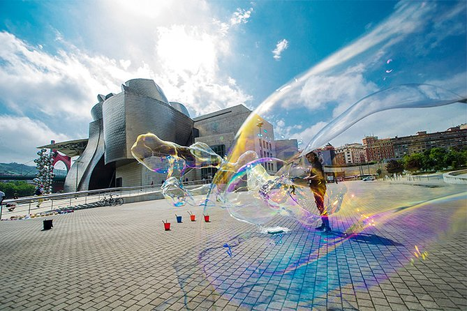 Private Photographic Walk of San Sebastian and Bilbao