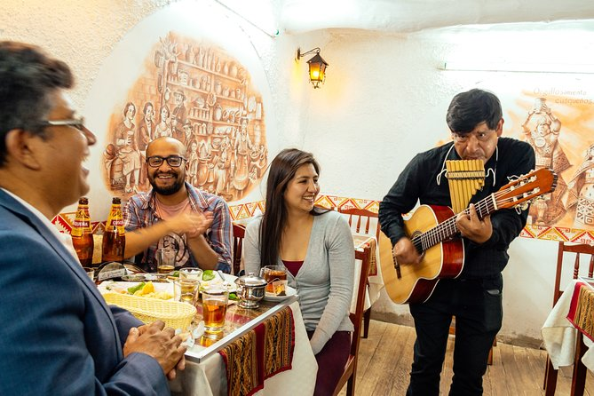 Withlocals Connect: Eat Local Food & Flavor Walk in Cusco
