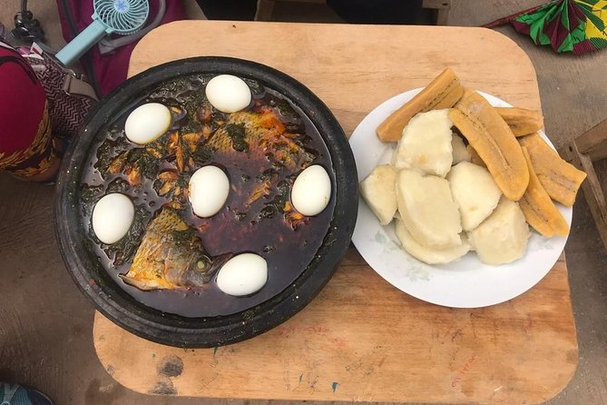 Kumasi Private Traditional Cooking Class with Kejetia Market
