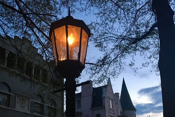Old Louisville Ghost Tour as Recommended by The New York Times