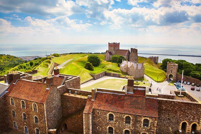 Private Tour to Canterbury, Dover Cliffs & Castle, Rochester & Kent Villages