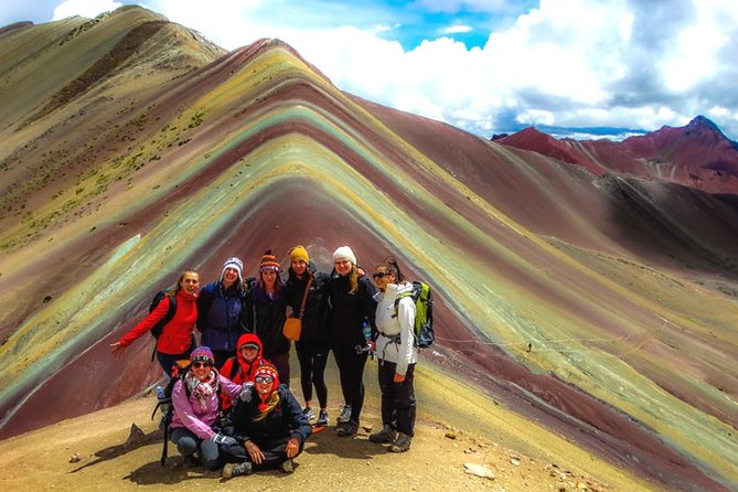 Rainbow Mountain Dagtrip vanuit Cusco