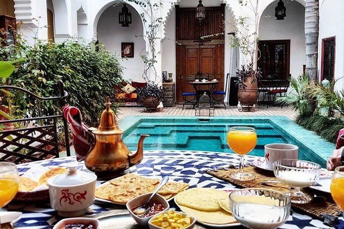 Explore the magic of Marrakech in 6N / 7D -all inclusive-