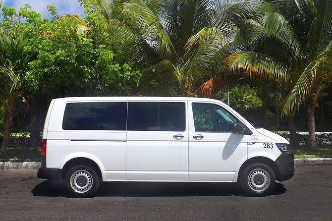 Cancun Hotel-Airport Minivan Private Transfer