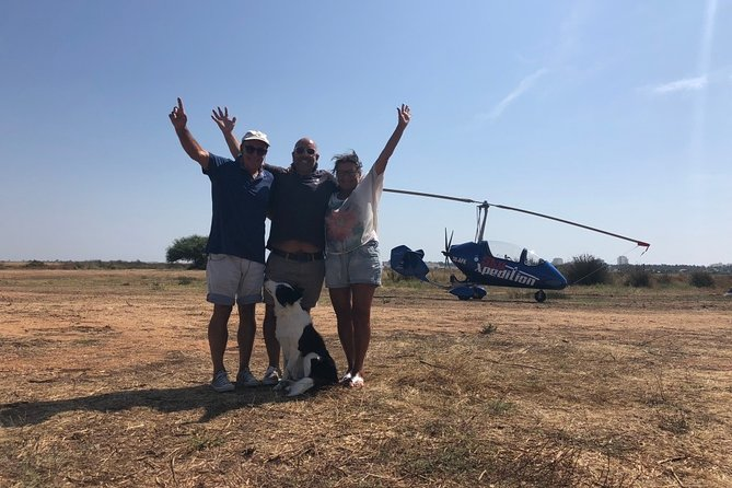 Gyrocopter Flight Experience in Algarve
