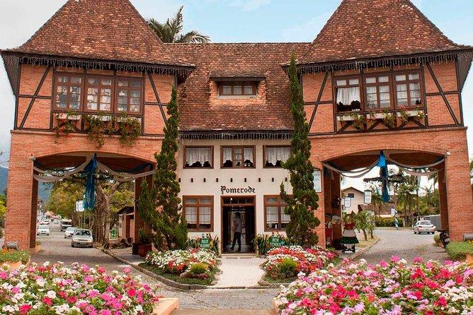Passeio Cultural por Blumenau e Pomerode